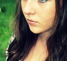 Portrait - Genevieve by Seone Harris-Nair