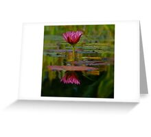 Reflect on this... Greeting Card