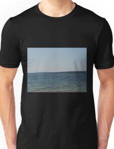 A Windy Summer Day at Matheson Lake Unisex T-Shirt