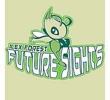 Ilex Forest Future Sights: Celebi Sports Logo Photographic Print