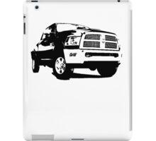 Ram 2500 Laramie Crew Cab 2011 iPad Case/Skin
