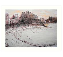 landscape # 2 Art Print