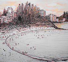 landscape # 2 by Loui  Jover