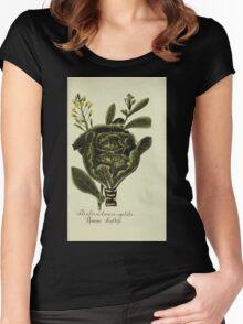 Plantarum Indigenarum et Exoticarum - Lukas Hochenleitter und Kompagnie 1788 - 318 Women's Fitted Scoop T-Shirt
