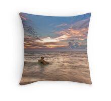 Bennion Beach II Throw Pillow