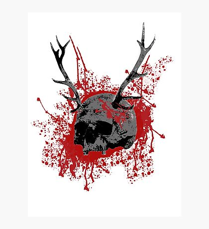 The Cannibal Photographic Print