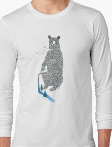 Bear Sesh Long Sleeve T-Shirt