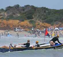 Port Fairy does a Stephen Bradbury 2 by Andrew Mather