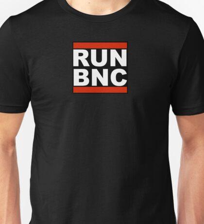 RUN BNC Unisex T-Shirt
