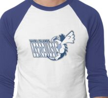 Whirl Islands Aeroblasts: Lugia Sport Logo Men's Baseball ¾ T-Shirt