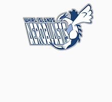 Whirl Islands Aeroblasts: Lugia Sport Logo Men's Baseball ¾ T-Shirt