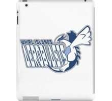 Whirl Islands Aeroblasts: Lugia Sport Logo iPad Case/Skin