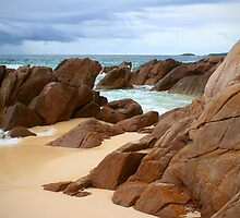 Zenith Beach by Irena Hayes