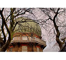 The Planetarium Building, Greenwich Photographic Print