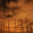 gasometer by Matt  Williams