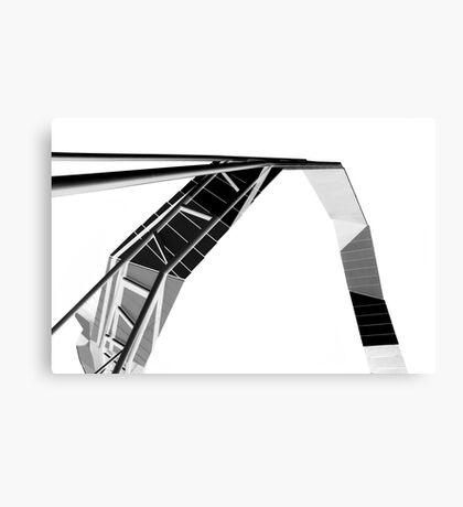 Inversion Canvas Print