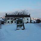 The Crown, Hesket Newmarket, Cumbria by maxwell78