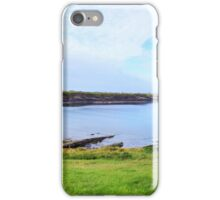 White Strand Beach - Clare, Ireland iPhone Case/Skin