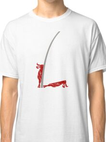 Better out than in? Classic T-Shirt