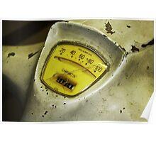 Lambretta - Speed Dial Poster