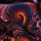 Space-Time Primordial Spiral by S-n-D