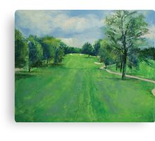Fairway to the 11th Hole Canvas Print