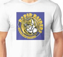 RAPID RAIDERS - DIGITAL DUST BUSTERS Unisex T-Shirt