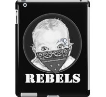 Baby Rebels Bandana iPad Case/Skin