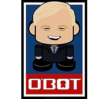 Chris Matthews Politico'bot Toy Robot 2.0 Photographic Print