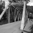 Iron Bridge  by Kent Nickell