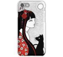 Cherry Red iPhone Case/Skin