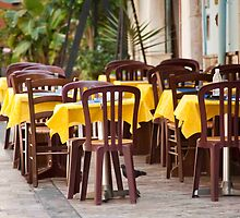 Sidewalk Ristorante by phil decocco