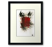On the Fat Framed Print