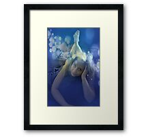 Lazy Mornings With You Framed Print