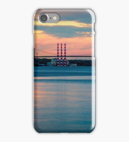 Sunset on the A Murray MacKay iPhone Case/Skin