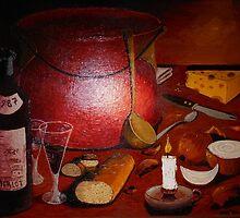 A Dinner Fantasy A La Francais by Kashmere1646