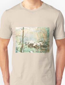 Winter's Kiss Unisex T-Shirt