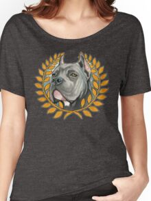 Aska - Cane Corso Women's Relaxed Fit T-Shirt