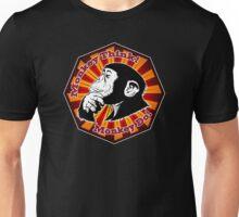 Monkey Think Monkey Do Unisex T-Shirt