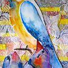 Mama Bird  by Marita McVeigh