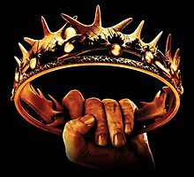 game of thrones crown by musmus92