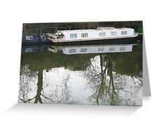 Regent Reflections Greeting Card