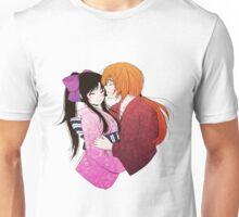 Kenshin and Kaoru Unisex T-Shirt