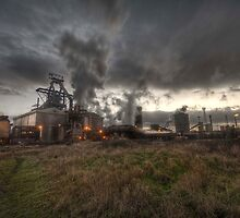 TCP Redcar Blast furnce by WhartonWizard