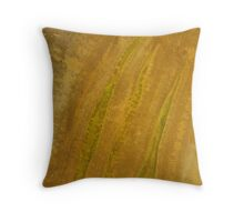 Tender Young Blades original painting Throw Pillow