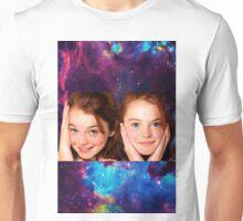 Lindsey Lohan child star the parent trap Unisex T-Shirt