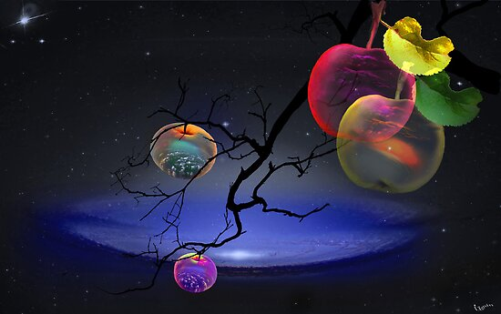 Magic Apples by Igor Zenin