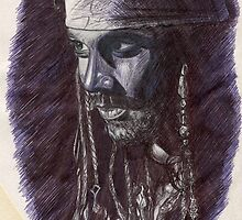 The Dark Pirate by Kashmere1646