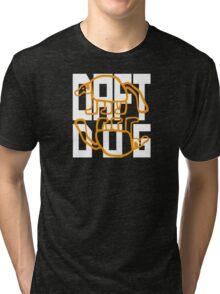 Daft Dog Tri-blend T-Shirt