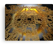 *CITY OF GOLD* Canvas Print